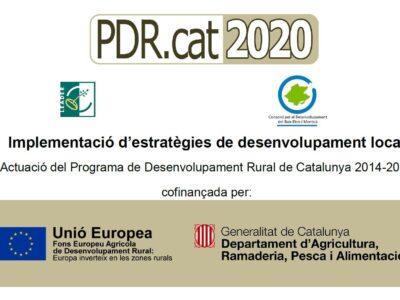 Programa desenvolupament rural de Catalunya 2014/2020